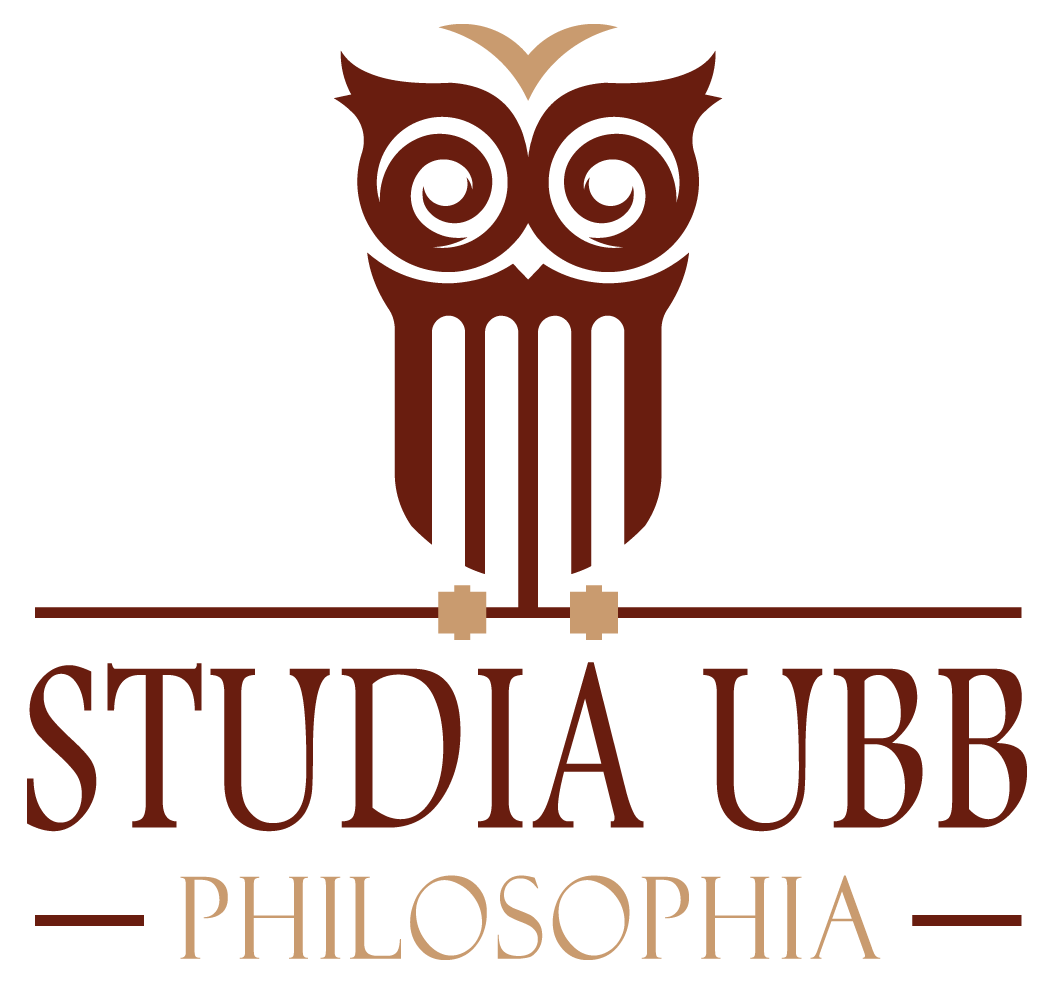 STUDIA UNIVERSITATIS BABEȘ-BOLYAI PHILOSOPHIA